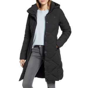 The North Face Miss Metro Parka Coat in Black, XS
